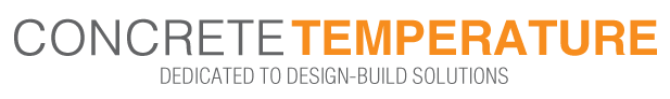 Concrete Temperature - Dedicated to Design-Build Solutions