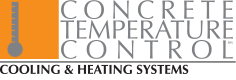 Concrete Temperature Control - Cooling & Heating Systems